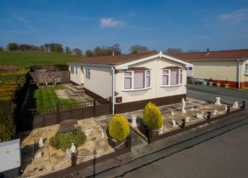 Thumbnail 2 bedroom mobile/park home for sale in 99 The Dell, Caerwnon Park, Builth Wells
