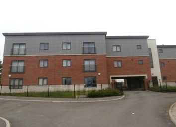 Thumbnail 2 bed flat for sale in Brooke Court, Auckley, Doncaster
