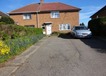 Thumbnail 4 bed semi-detached house to rent in Millfield, Castleton Way, Eye