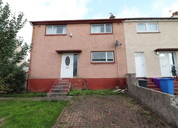 Thumbnail 3 bed end terrace house for sale in 7 Dippin Place, Saltcoats