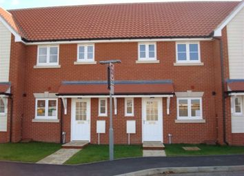 Thumbnail 3 bed terraced house to rent in Blakenham Park, Ipswich, Suffolk