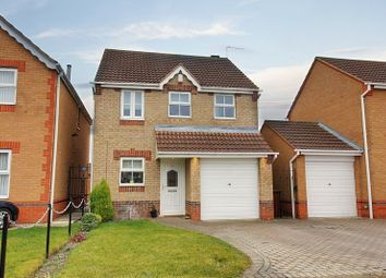 Thumbnail 3 bed detached house for sale in Blackwater Way, Kingswood, Hull