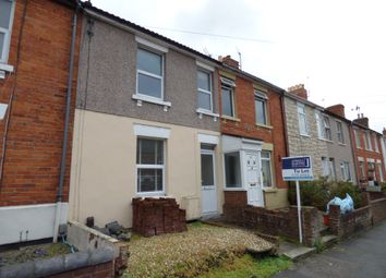 Thumbnail 2 bed terraced house to rent in Stafford Street, Old Town, Swindon