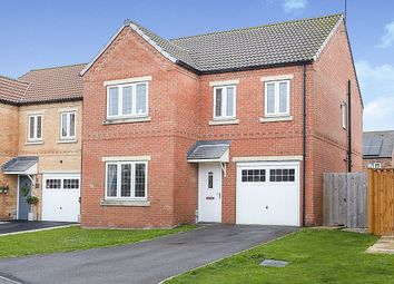 Thumbnail 4 bed detached house for sale in Windsor Park, Kingswood, Hull