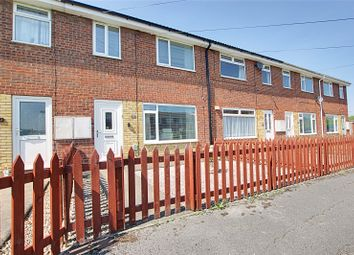 3 bed terraced house for sale in Grove Park, Beverley, East Yorkshire HU17