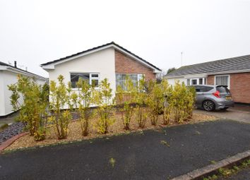 Thumbnail 2 bed bungalow for sale in East Fairholme Road, Bude