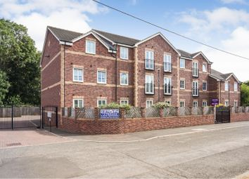 Thumbnail 2 bedroom flat for sale in Marsh Lane, Knottingley