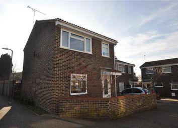 Thumbnail 3 bed end terrace house to rent in Long Horse Croft, Saffron Walden, Essex