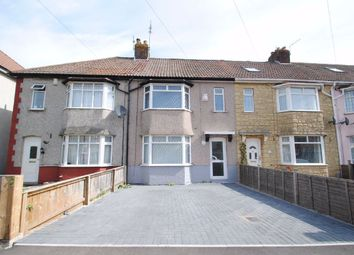 3 bed terraced house for sale in Cleve Road, Filton, Bristol BS34