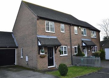 Thumbnail 2 bedroom semi-detached house for sale in Pimpernel Place, Thatcham, Berkshire