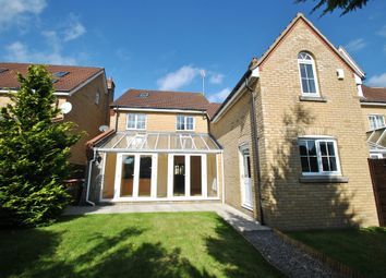Thumbnail 4 bed detached house for sale in Cleveland Way, Stevenage