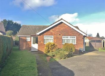 Thumbnail 3 bedroom bungalow for sale in Columbia Close, Kesgrave, Ipswich