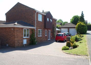 Thumbnail 4 bed detached house for sale in Strawberry Hill, Berrydale, Northampton