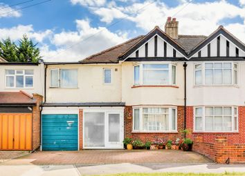 Thumbnail 4 bedroom semi-detached house for sale in Sandhurst Avenue, Berrylands, Surbiton