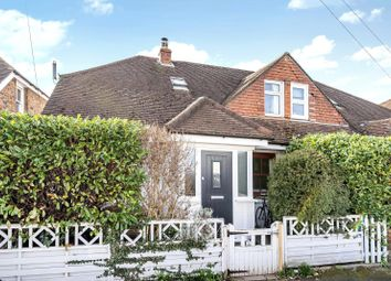 Thumbnail 3 bed semi-detached house for sale in Primrose Road, Hersham, Walton-On-Thames