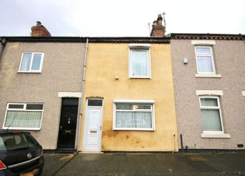 Thumbnail 2 bed terraced house to rent in Gurney Street, Darlington