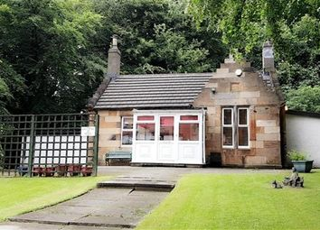 Thumbnail 1 bed detached house for sale in Tollcross Road, Glasgow