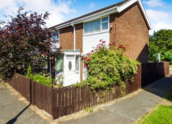 Thumbnail 3 bedroom terraced house for sale in Woodside Drive, Consett