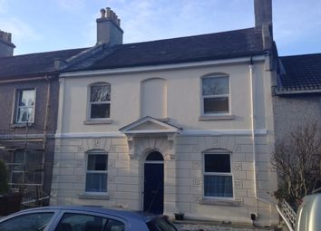 Thumbnail 1 bed flat to rent in Pasley Street, Plymouth
