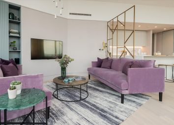 Thumbnail 3 bed flat for sale in Unit 82 Duo Tower, Anthology Hoxton Press, Penn Street, London