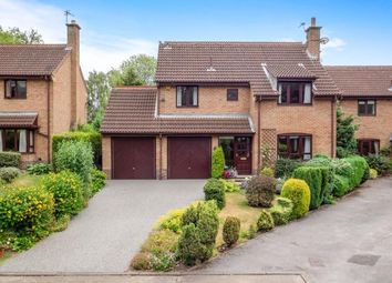 Thumbnail 4 bed detached house for sale in Park House Gates, Lucknow Drive, Mapperley Park, Nottingham
