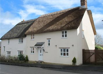 Thumbnail 3 bed end terrace house for sale in Redlands Lane, Broadwindsor, Beaminster, Dorset