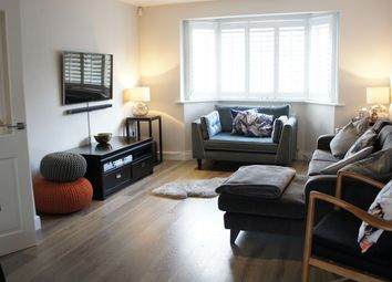Thumbnail 3 bed terraced house to rent in Shaldon Drive, Morden