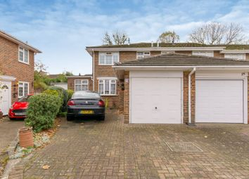 Thumbnail 3 bed end terrace house for sale in Bawtree Close, Carshalton Beeches