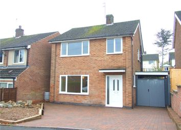 Thumbnail 3 bed detached house for sale in Charlestown Drive, Allestree, Derby