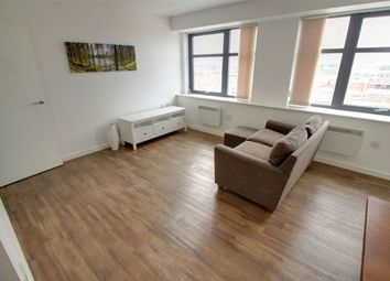 Thumbnail 1 bed flat to rent in Brindley House, 101 Newhall Street, Birmingham City Centre, West Midlands