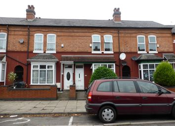 Thumbnail 3 bedroom terraced house to rent in Cannon Hill Road, Balsall Heath, Birmingham