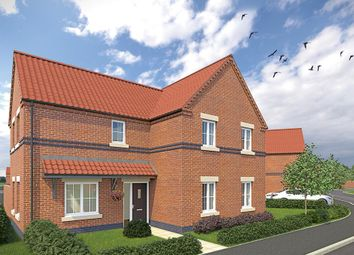 "Thumbnail 4 bedroom detached house for sale in ""The Hartlebury"" at Wellow Road, Ollerton, Newark"