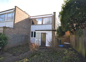 Thumbnail 2 bed end terrace house for sale in St. Georges Close, Weybridge