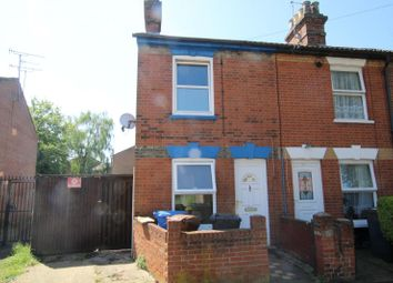 Thumbnail 2 bed end terrace house to rent in Ainslie Road, Ipswich