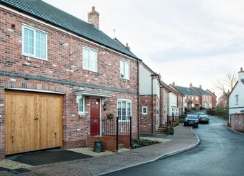 Thumbnail 4 bedroom detached house for sale in Pritchard Drive, Kegworth, Derby
