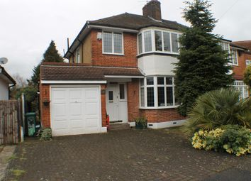 Thumbnail 5 bed semi-detached house to rent in Mottingham Gardens, London