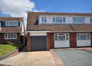 Thumbnail 2 bed semi-detached house for sale in Stablefield Road, Walton-On-The-Naze