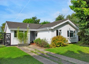 Thumbnail 3 bed detached bungalow for sale in Gilpin Hill, Sway, Lymington