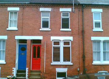 Thumbnail 2 bed property to rent in Lincoln Street, Kingsthorpe, Northampton