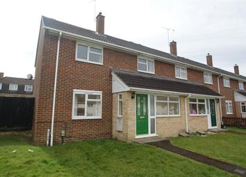 Thumbnail 3 bed terraced house to rent in Abbotts Close, Tidworth