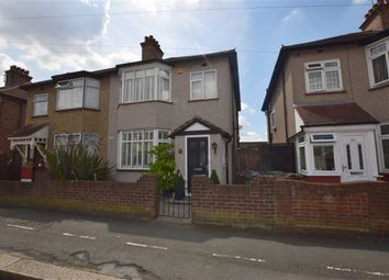 Thumbnail 3 bed semi-detached house for sale in Lee Avenue, Chadwell Heath, Romford, Essex