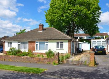 Thumbnail 2 bed semi-detached bungalow for sale in Ash Tree Road, Andover