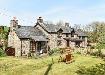 Thumbnail 4 bed cottage for sale in Pentre'r-Felin, Nr Sennybridge