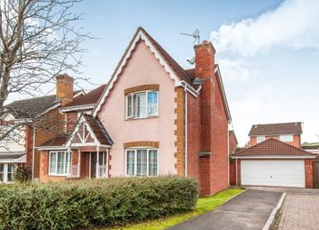 Thumbnail 5 bed detached house for sale in Nordens Meadow, Wiveliscombe, Taunton