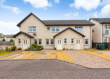 Thumbnail 2 bed terraced house for sale in Tiree Place, Crieff