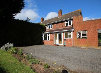 Thumbnail 3 bed semi-detached house to rent in Home Farm Cottage, Crown East, Worcester