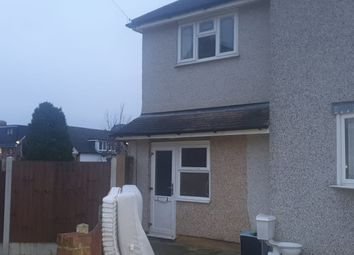Thumbnail 2 bed end terrace house to rent in Argus Close, Romford