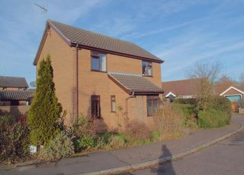 Thumbnail 4 bed detached house for sale in Great Witchingham, Norwich, Norfolk