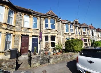 Thumbnail 3 bed terraced house for sale in Howard Road, Westbury Park, Bristol