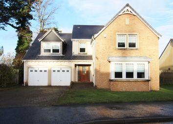 Thumbnail 5 bed detached house for sale in Hollybush Lane, Castlebank, Port Glasgow
